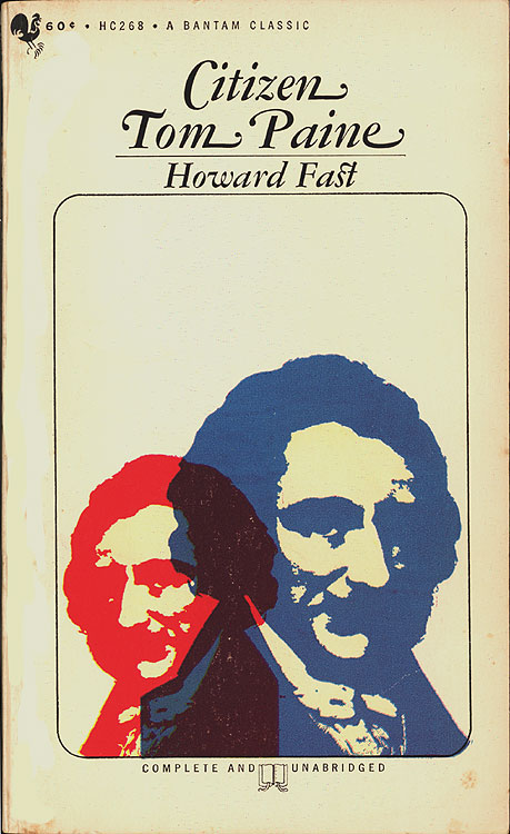 Howard Fast Citizen Tom Paine