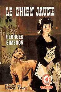 le chien jaune de simenon