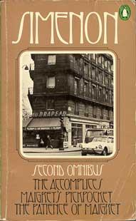 Simenon Omnibus: No. 2, Georges Simenon